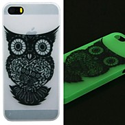 Owl Glow in Dark Case for iPhone 4/4S