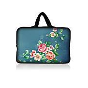 "Flower Style  Laptop Bag for 10-17"" Laptop"