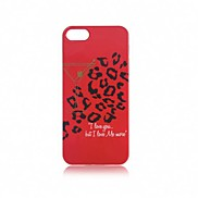 Sex and The City Leopard Design PC Hard Case  for iPhone 5/5S