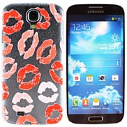 Sexy Lips Pattern PC Hard Case for Samsung S4 I9500