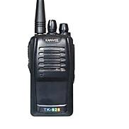 KANWEE TK-928 5W UHF400-470MHz Walkie Talkie  Two Way Radio With Scrambler Handheld Radio
