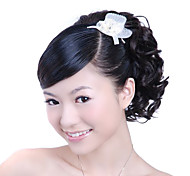 Synthetic Hairpiece - Dark Coffee Curly Ponytail