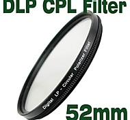 emolux digital cpl lp filtro de 52mm (smq5515)