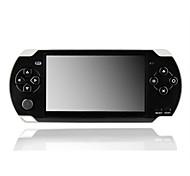 4,3-дюймовый TFT LCD PSP стиль игры MP4-плеер (4 Гб)