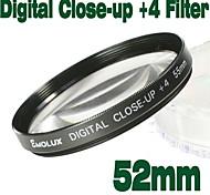 emolux 52mm close up (+4) filtro (smq5569)