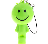 Lights Key Chain Flashlights Cartoon Design Everyday Use Plastic