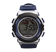 Solar Powered Automatic Sports Watch