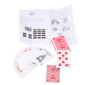 Poker Magic Amazing Hover Card Magic Props(7591137)