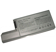 9 CELL Battery for Dell Latitude D820 D830 310-9122 CF704 MM165 CF623 YD624 D531 DF192 DF249 GX047 CF623