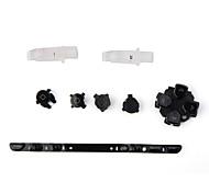 pulsante chiavi di ricambio per PSP 1000 (nero)