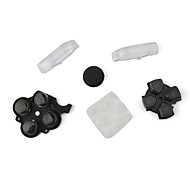 Replacement Button Keys for PSP 3000 (Black)