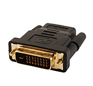 DVI Male to V1.3 HDMI Female Adapter Converter
