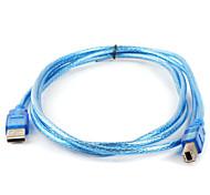 USB 2.0 am / bm cavo da 1,8 m per stampanti di computer scanner