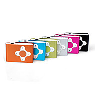 carte tf lecteur mp3 lecteur vente paquet - paquet de 6pcs, assortis de couleur (kly363)