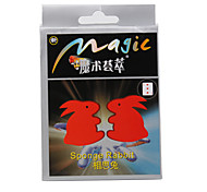 Gimmick Magic Props Magic KitMagic Assemble Sponge Rabbit