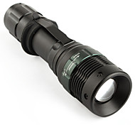 Linterna LED POWER STYLE 3Modos Cree XR-E Q5 Zoom (1x18650/3xAAA)