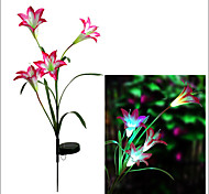 Solar LED Flower Light(CIS-28079)
