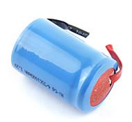Ni-Cd 1.2v batería recargable de 1600mAh azul