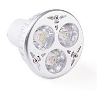 GU10 3 W 3 High Power LED 240 LM Warm White MR16 Spot Lights AC 85-265 V