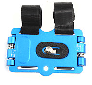 Flip Motion Mount for Digital Camera/Camcorder (Blue)