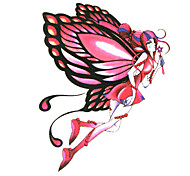 5 Pcs Angel Waterproof Temporary Tattoo(6m*6cm)