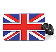 Travel Tag - Union Jack