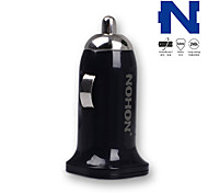 NOHON Car Cigarette Powered Dual Micro USB Charger