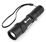 anowl ak51 Cree XR-E Q5 LED Flashlight (210lm, 1x18650)