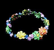 Women's Flower Girl's Paper Headpiece-Wedding Special Occasion Flowers
