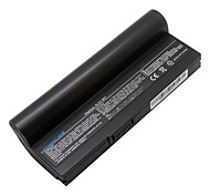 Battery for Asus Eee PC 901 904 1000H 1000 1000HA 1000HD 1000HE 904HD 870AAQ159571 AL22-901 AP23-901 AL23-901 Black