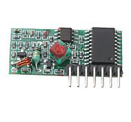 RF Wireless Remote Control Super-Regeneration Receiver Module (315MHz)