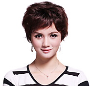 Capless Short Top Grade Quality Synthetic Hair Wig