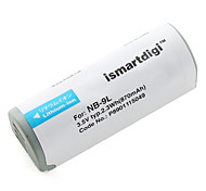 Ismart Digital Camera Battery for Canon PowerShot SD4500 IS and More