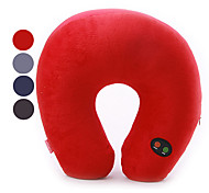 U-type Massage Pillow (1-Level, Assorted Colors)