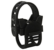 Soft Fastening Belt Flashlight Mounting Bracket