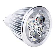 Foco de Luz Dirigida LED de Luz Blanca Tibia de 450lm de 5W MR16 de 12V