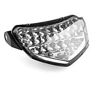 Motorbike Smoked 24 LED Tail Light for Suzuki GSX-R 600/750 04-05