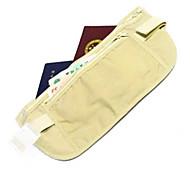 bolsa de cintura portátil viagens