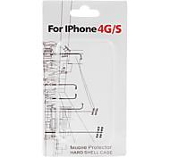 blister de varejo para iphone 4 e 4S