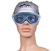 unisexes sm915a anti-brouillard lunettes de natation de placage