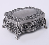 Personalized Vintage Tutania Pretty Jewelry Box