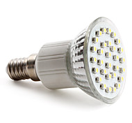 2W E14 Focos LED PAR38 30 SMD 3528 90 lm Blanco Natural AC 100-240 V