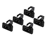 AC-001 AC conector jack de alimentación para la electrónica DIY (5 piezas por paquete)