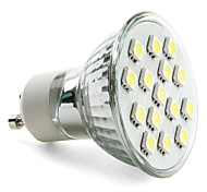 3W GU10 Spot LED MR16 15 SMD 5050 200 lm Blanc Naturel AC 100-240 V