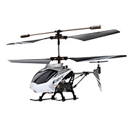 Syma 3-Channel Infrared RC Helicopter with 0.3 Mega Pixel Camera (Silver)