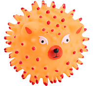 Squeaking Hedgehog Toy for Dogs