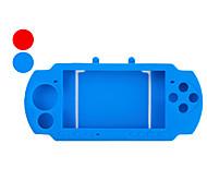 Funda de silicona protectora para PSP 3000 (colores surtidos)