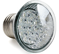 Spot Blanc Naturel PAR E26/E27 W 21 LED Haute Puissance 105 LM 6000K K AC 100-240 V