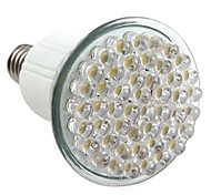 3W E14 LED Spot Lampen 48 High Power LED 240 lm Natürliches Weiß AC 220-240 V