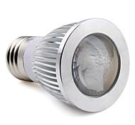 Spot Blanc Chaud MR16 E26/E27 6 W 1 LED Haute Puissance 400 LM AC 85-265 V